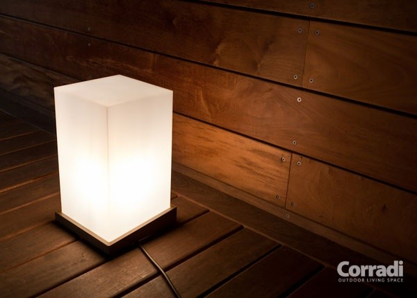 CDC: Vasi Illuminati a Casalgrande e Sassuolo | Illuminazione esterno