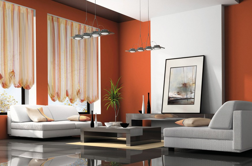 Tende a pannello casa moderna stunning aside bside stile for Casa moderna tende