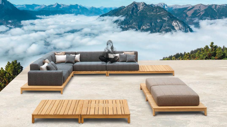Poltrone per terrazze dallas poltrona per giardino e for Mobili per terrazze